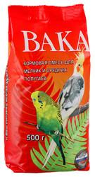 Вака корм для попугаев 500гр