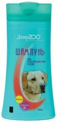 """Шампунь """"Доктор Зоо"""" для короткошерстных собак, 250мл"""