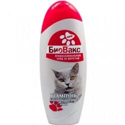 """Шампунь """"БиоВакс"""" 305мл - для короткошерстных кошек"""