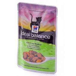 Хилс пауч Идеальный баланс 85гр - Индейка/Овощи