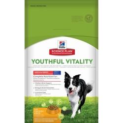 Хилс для пожилых собак средних пород. Курица. 10кг (7+)