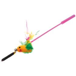 Дразнилка Птица с перьями (Пет Лайн)