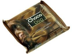 Шоколад для собак 15гр - Молочный