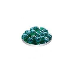 Грунт стеклянный №44 - Лесная Зелень круглый (50шт)