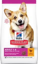 Хилс для собак декоративных пород 6кг - Курица