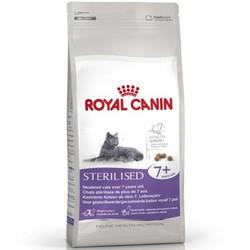 Royal Canin Sterilised 7+, 1,5кг корм для пожилых стерилизованных кошек