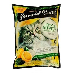 Фасси кэт комкующийся - 10л - Лимон