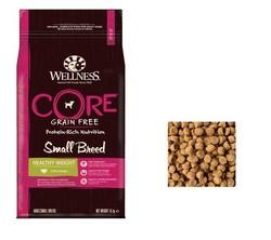 Велнес CORE для собак Мелких (Индейка), весовой (1кг)