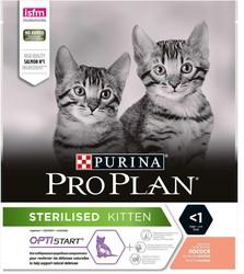 ПроПлан для котят Стерилизованных. Лосось. 400гр