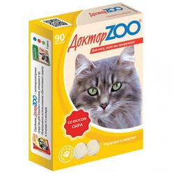 Доктор Зоо для кошек - Сыр
