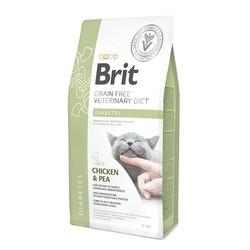 Брит Диета для кошек, Диабетик 400гр