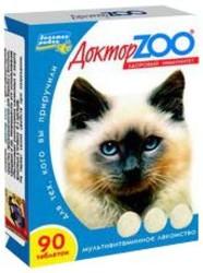 Доктор Zoo лакомство для кошек - Морские водоросли