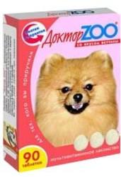 Доктор Zoo лакомство для собак - Ветчина
