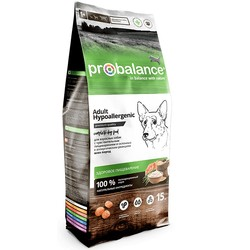ПроБаланс 15кг для собак Гипоаллердженик