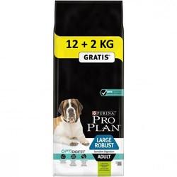 ПроПлан для собак гигантских пород. Ягненок. 12кг + 2кг