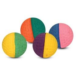 Мяч для гольфа двухцветный 4см, Triol (арт.29)