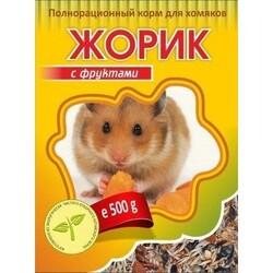ЖОРИК корм для хомяков, 500гр Фрукты
