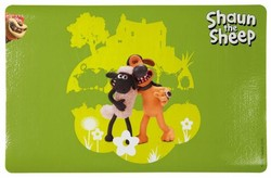 "Коврик под миски ""Shaun the sheep"" 44х28см арт.24573"