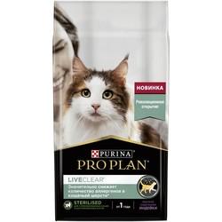 ПроПлан для кошек Стерилизованных. Индейка (LiveClear) 1,4кг