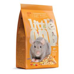 Литл Он корм для крыс и мышей 400гр