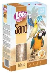 Песок для птиц Ло-Ло-Петс 1,5кг - с Ракушками