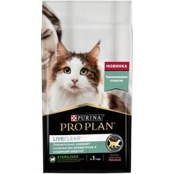 ПроПлан для кошек Стерилизованных. Лосось (LiveClear) 1,4кг
