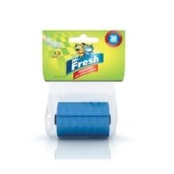 """""""Mr.Fresh"""" пакеты для выгула собак рулон (20шт)"""