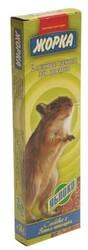 Жорка медовые палочки для грызунов Яблоко