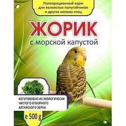 ЖОРИК для попугаев 500гр - Морская капуста