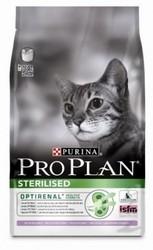 Pro Plan Sterilised 10кг корм для стерилизованных кошек, Индейка-цыпленок