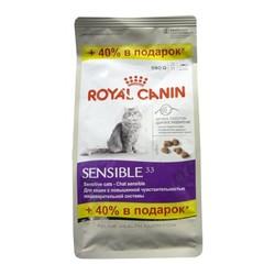 Royal Canin Sensible 400гр + 160гр