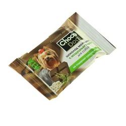 Шоколад для собак 15гр - Молочный с Рисом