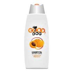 """Шампунь для собак и щенков """"Гуд Дог"""" 250мл - Абрикос"""