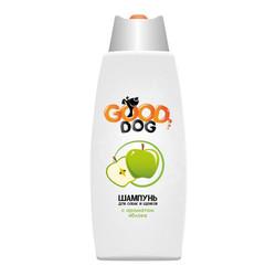 """Шампунь для собак и щенков """"Гуд Дог"""" 250мл - Яблоко"""