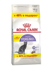 Ройал Канин Стерилизованные кошки 400гр + 160гр