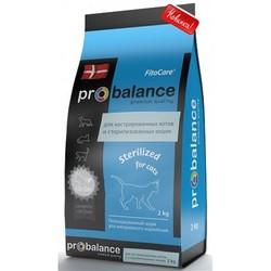 ProBalance Sterilised 2кг - сухой корм для кошек