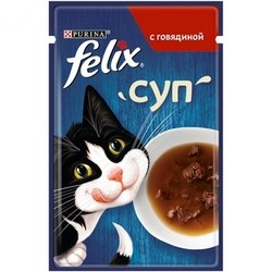 Феликс 48гр - Говядина (суп)