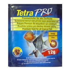 TetraPro корм для декоративных рыб, чипсы 12г
