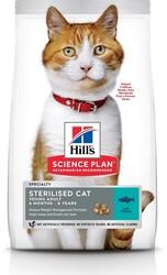 Хилс для кошек стерилизованных. Тунец. 10кг (Hill's)