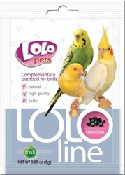 Ло-Ло-Петс подкормка для птиц - Уголь 8гр (Lo-Lo-Pets)