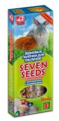 Семь Семян - палочки для грызунов Витамины и Минералы, 3шт (90гр)
