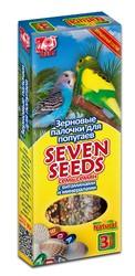 Семь Семян - палочки для попугаев Витамины и Минералы, 3шт (90гр)