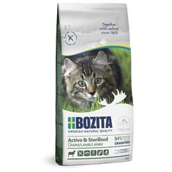 Бозита 2кг - для Стерилизованных кошек (Ягненок) БезЗерновой