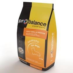 ProBalance immuno 3кг - для собак мелких и средних пород