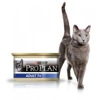 ПроПлан 85гр. мусс для Пожилых кошек Тунец (Pro Plan)