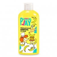 Шампунь для собак и кошек - Энимал Плэй 300мл - Банан (Animal Play)