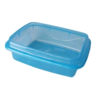 "Туалет ""Догман"" малый с бортом Дюплекс (31х41х13см)"