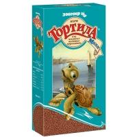 Тортила-Мини 90гр - гранулы для Молодых Водных черепах
