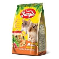 Джунгли для Мышей и Песчанок 400гр (Happy Jungle)