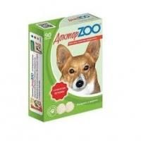 Доктор Зоо для собак 90шт - Печень